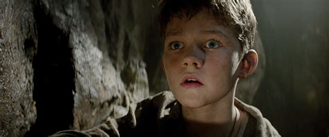 film about orphan boy first pan movie images featuring hugh jackman as