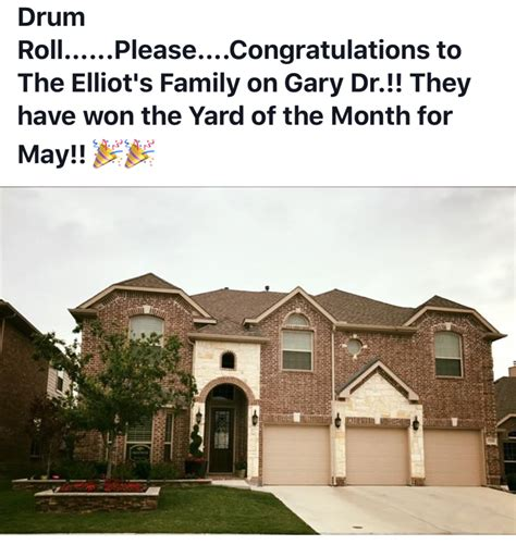yard of the month bloomingdale homeowners association hoa yard of the month bing images