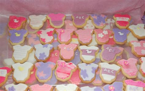 Pink Baby Shower Cookies Recipes by Amazing Dessert Recipes Baby Shower Desserts Part 2