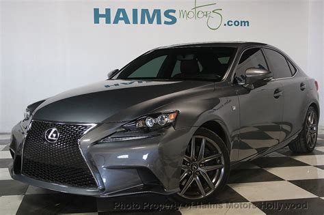 lexus sedan 2015 2015 used lexus is 350 4dr sedan rwd at haims motors