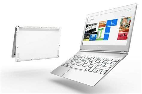 Laptop Acer Terbaru Oktober seri ultrabook terbaru acer hadir 26 oktober mendatang