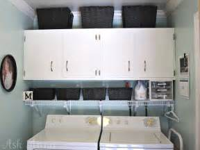 Utility Room Organization by Hems And Haws Cabinet Revelation