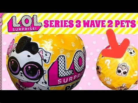 Sold Out Lol Pet Series Wave 2 1 lol pets series 3 wave 2 every pet revealed