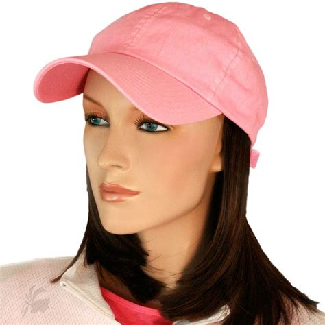 chemo hats with hair attached 17 best images about pink cancer hats on pinterest