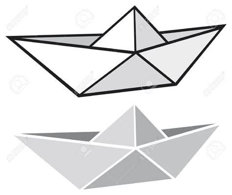 paper boat clipart black and white oltre 25 fantastiche idee su barca di origami su pinterest