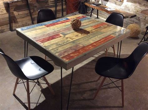 Palette Dining Table Rustix Palette Dining Table