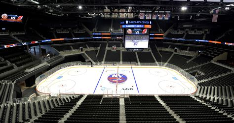 barclays center hockey seating report nhl las vegas franchise is a done deal