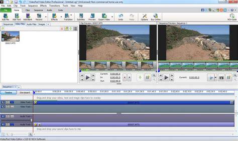 tutorial videopad video editor in romana videopad video editor gizmo s freeware