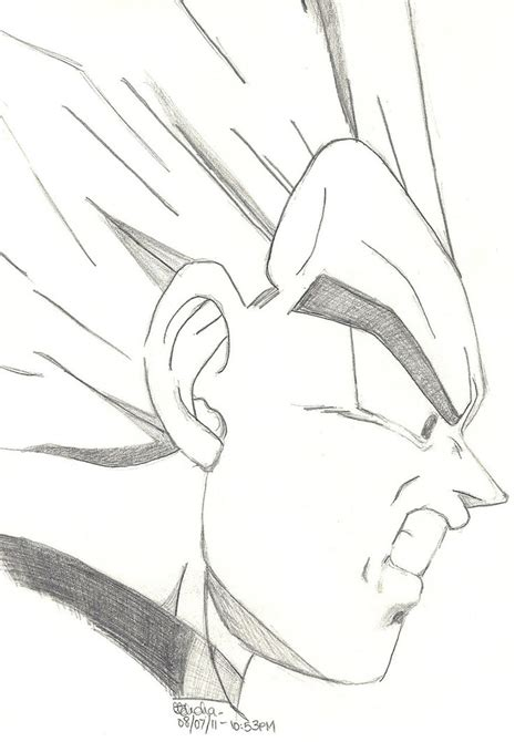 how to draw doodle sketch cool drawings of z how to draw goku