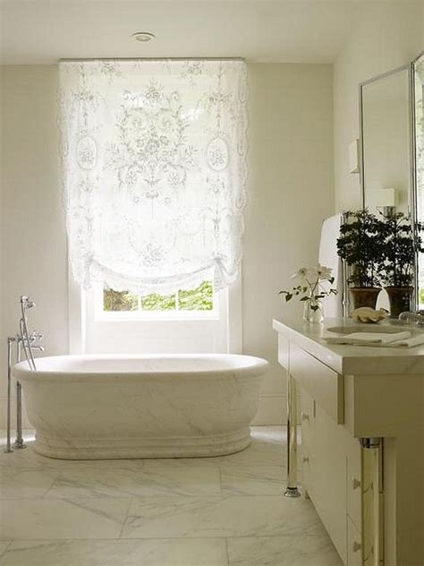 french cottage bathroom 25 best ideas about lace curtains on pinterest diy