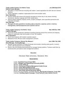 Corporate Real Estate Director Sle Resume by Joe Rastatter Resume Corporate Real Estate Manager 02 26 14