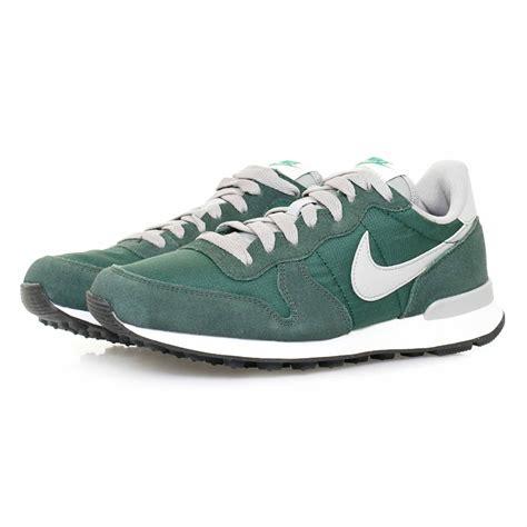 green sneakers nike green mens nike internationalist shoes