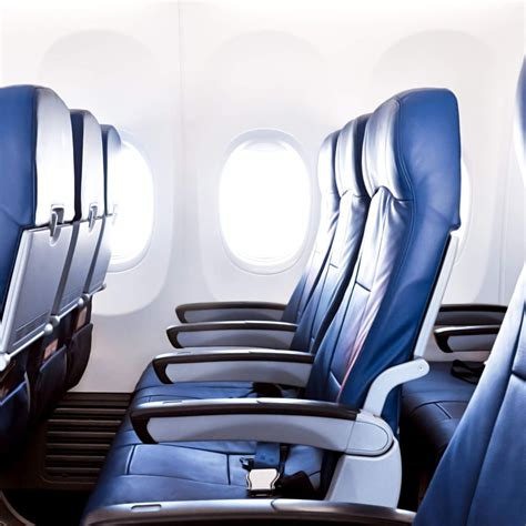 what airline has the seats which domestic airline has the widest economy seats