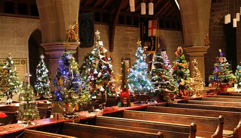 christmas tree festivals growing in popularity the