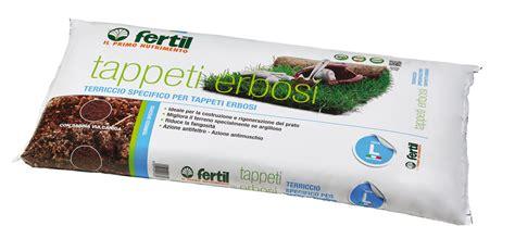 terriccio per tappeti erbosi tappeti erbosi terriccio specifico per tappeti erbosi