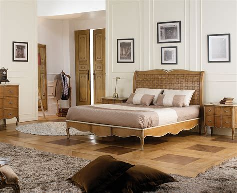 Handmade Wooden Beds - dalila handmade wooden bed in cherry wood
