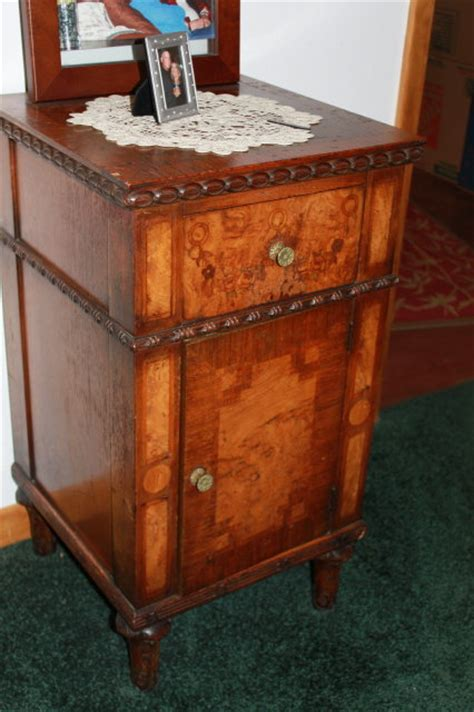 Vintage Herman Miller Inlaid Walnut 7pc Bedroom Set The Herman Miller Bedroom Furniture