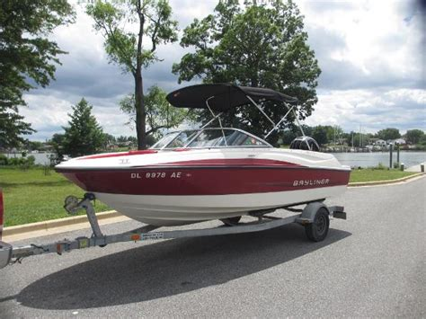 bowrider boats for sale in maryland bayliner bowrider boats for sale in maryland