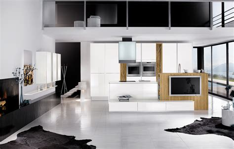 black  white kitchen design stylehomesnet