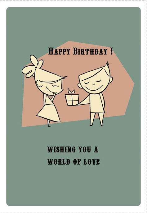 free love printable greeting cards 138 best images about birthday cards on pinterest free