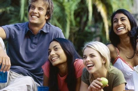 with friends 7 simple steps to become a more outgoing person