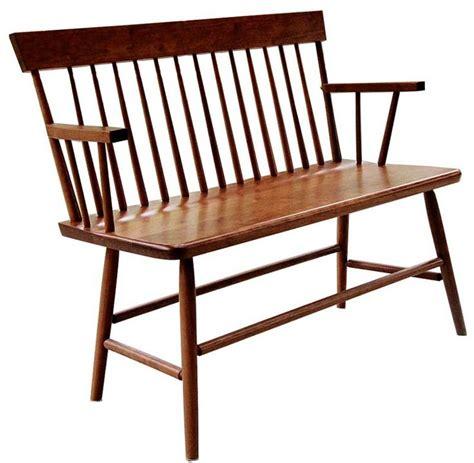 shaker bench shaker meeting house bench shaker furniture pinterest