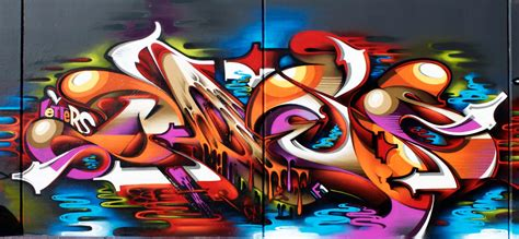 does graffiti vimural the viral mural home to artist biographies