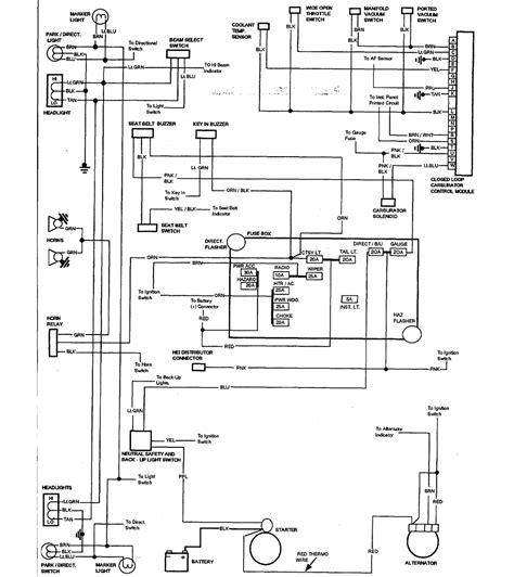 1979 el camino fuse diagram 1979 free engine image for