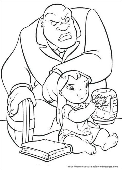 lilo and stitch christmas coloring pages free coloring pages of stitch and lilo