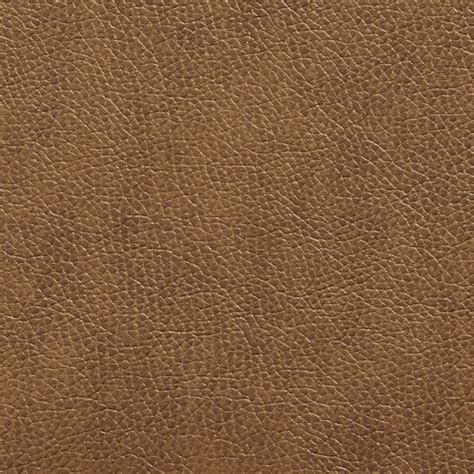 light brown breathable leather look and feel upholstery by