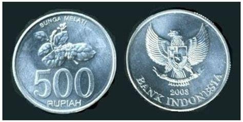 gambar uang logam indonesia