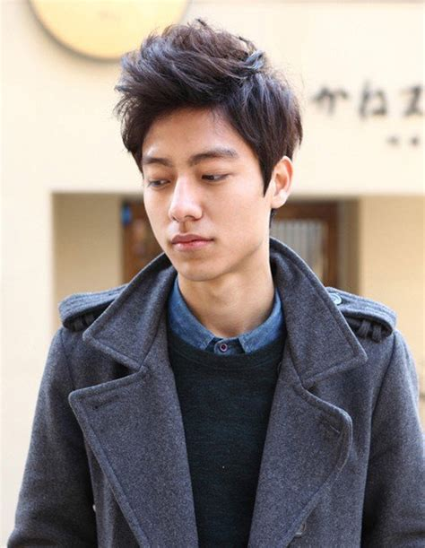 imagenes japoneses guapos cortes de cabello japoneses y coreanos para hombres