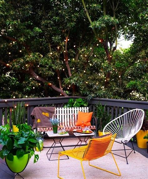 beautiful and modern outdoor furniture garden ideas