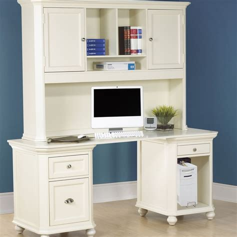 Newport Country Style Home Office Bungalow Computer Desk Hutch Brighten Up Your Country