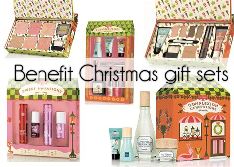 christmas beauty benefit sweet shoppe gift sets for 2014