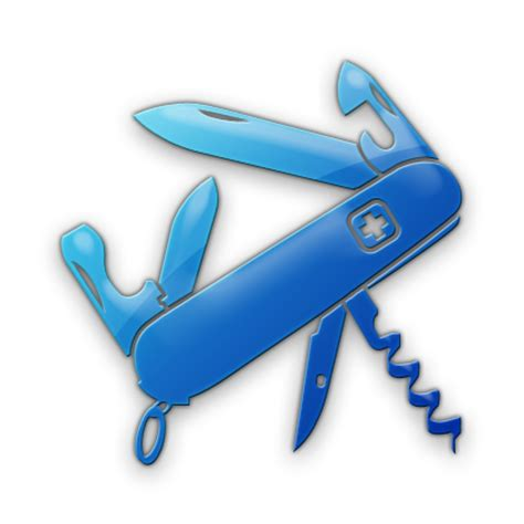 Swiss Army Sa2009 By Rl swiss army knife icon clipart best