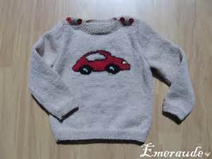 Modele De Tricot Enfant tricot pull enfant 2 les passions d emeraude