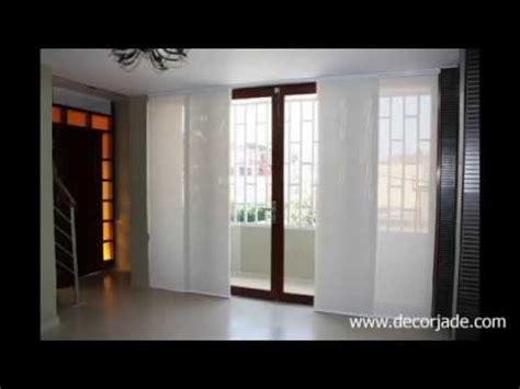 cortinas estilo japones cortinas japonesas per 250 cortinas panel japon 233 s