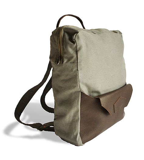 The Convertible Bag by Bobby Convertible Canvas Backpack Tote Bag Inactive