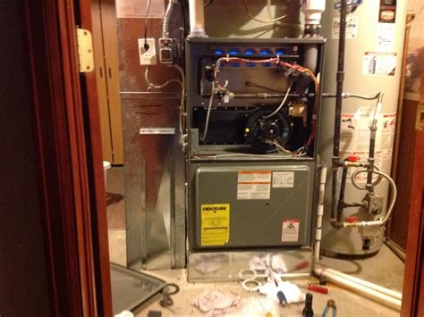 furnace capacitor leaking furnace capacitor leaking 28 images diagnose issues with goodman packaged unit doityourself