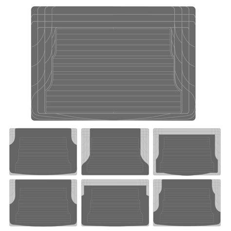 Cargo Rubber Floor Mat by Trunk Cargo Floor Mat Beige Odorless Utility Rubber Liners