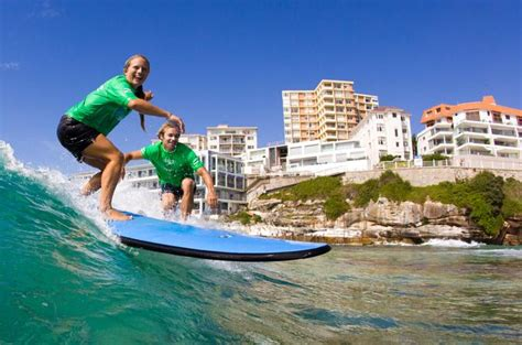 Search Australia Sydney Surfing Lessons On Sydney S Bondi In Sydney Australia Lonely Planet
