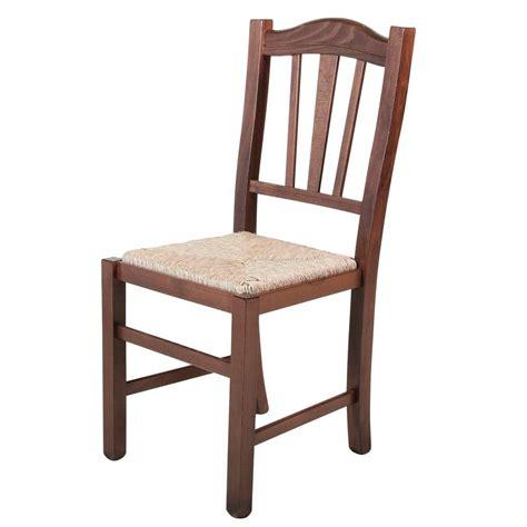 sedia legno sedia silvana in legno e paglia marino fa mercato