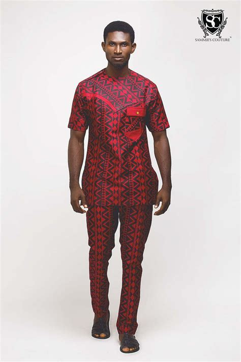 Latest Ankara Styles For Man | latest ankara styles for men top designs nigerian men