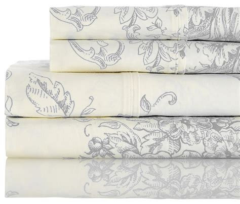 400 thread count sheets 400 thread count cotton toile sheet duvet set grey