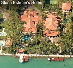 gloria estefan house 1000 images about celebrity homes on pinterest celebrities homes mansions and