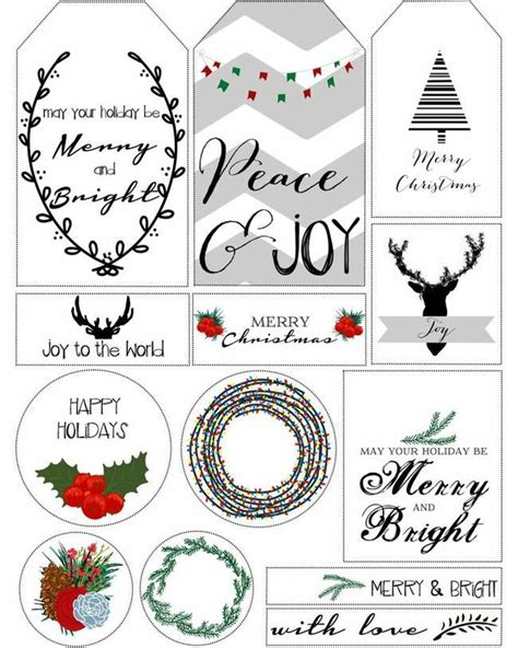 print your own gift labels self sufficiency 13 printable gift tags for gifts tip junkie