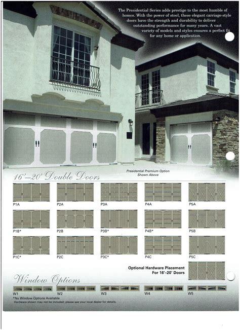 Martin Overhead Doors Residential Door Product Types Martin Overhead Door