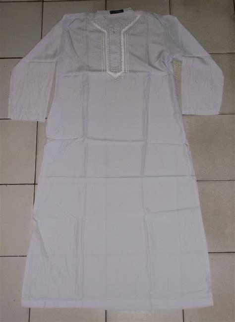 Baju Gamis Laki Laki Lengan Pendek toko jakarta selatan jual baju koko tangan lengan pendek