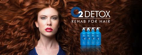 Planet K Hair Detox by Boca Cosmetics S Olez To Feature O2 Detox Hair